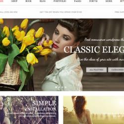 לג'נדה - תבנית רב שימושית עם חנות מקוונת