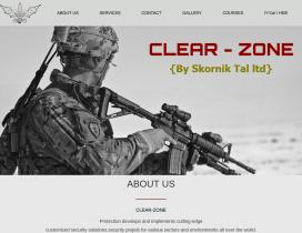 Clear Zone – ייעוץ, הדרכה וסחר